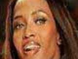 Naomi Campbell Nippleslip
