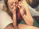 Blowjob by the neighbour
