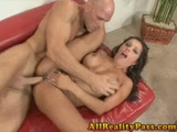 Guy has to watch his wife getting fucked