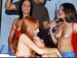 I Love When See All Drunk Girls Naked in a Party