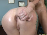 Adrianna gets her tight asshole stuffed