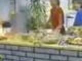 Fire in Cooking Show