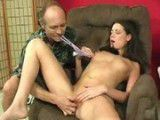 Finger banging curious teen next door