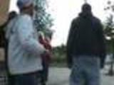 Swedish gangsta are fighting