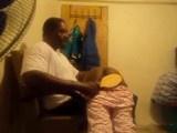 Dad Punishing Bad Girls By Spanking Their Asses