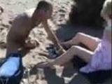 Beach harassment