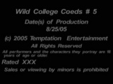 WILD COLLEGE COEDS-5