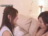 Japanese lesbian bath 1