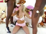 Sweet Blondie Fucking Luxury Deep Anal