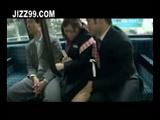 Busty Schoolgirl Fucked On Bus 02