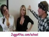 02-Busty Schoolgirls Fucked By Their Teachers