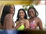Lesbians & Threesome: Skyy Black, Talita Del Rio, Dosha