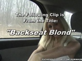 Backseat Blond