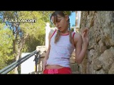 Outdoor Sexy girl Fingering Pussy