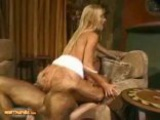 Jodie Moore Hustled Down By A Hard Knob