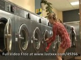 Savanna Samson nice laundry threesome sex