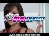 ANAL Lisa Ann on LiveGonzo