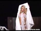 Blonde Vicky hot sexy  Mastrubation