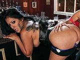Ultimate Latina Lesbian Scene