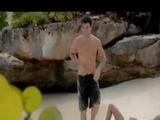 Ultra Sexy Asian Penetrate On The Beach