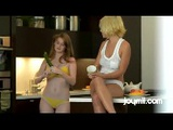 Faye Reagan Is Penetrated By Lexi With Giant