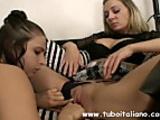 Italian Young Girl Diciottenne
