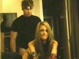 Drunk and kinky amateur couple