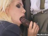 Bibi Noel is a very sensual blonde who has an amaz
