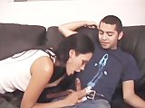Keeping her man in check - Un-Plugged