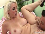 Slutty wife gives a stranger a nice blowjob
