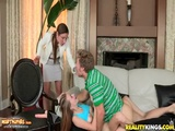Ava Hardy And Samantha In Getting Hardy For Moms Bang Teens Realitykings