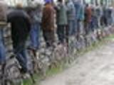 Fahrrad stehplaetze