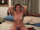 Molly's quick hot creampie fuck