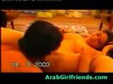 Horny beauty from Iraq sucks boyfriends d ...