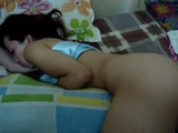 SLEEP NGOC HONG-PUSSY SHOW-4
