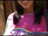 Busty Gf In Cute Panties Teasing Part3