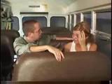 Teen Bus Bang After School