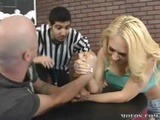 Kagney And Krissy - Cock-arm Wrestling