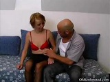 Horny Mature Mom In Stockings Loves Part5