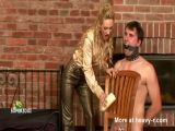 Candle Wax Cock Ball Torture - Cock and ball torture Videos