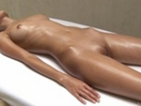Anna Sbitna In Sensual Oil Massage For Hegre Art