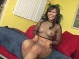 Asian Honey Craves Big Black Cock