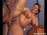 Chubby Mom With huge Tits  Fucked In The  ...