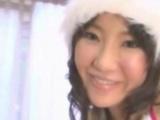 Sexy Japanese Busty Santa