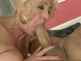 Horny Granny Fucking With Her Trainer