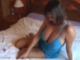 Busty Milf Sucks Cock And Rides On It
