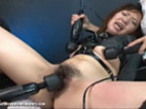 Intense Japanese Device Bondage Sex