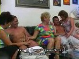2 Cocks For 3 Mature Sluts