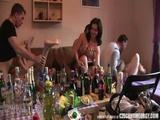 Czech Amateur Secret Groupsex Party