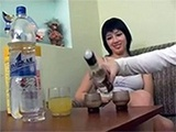 Girlfriend Went Wild After A Few Vodkas